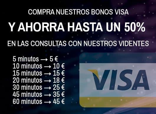 banner tarot bono visa
