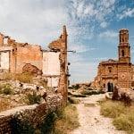 El pueblo abandonado de Belchite
